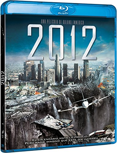 2012 (Edición 2017) [Blu-ray] 61abodoZXrL