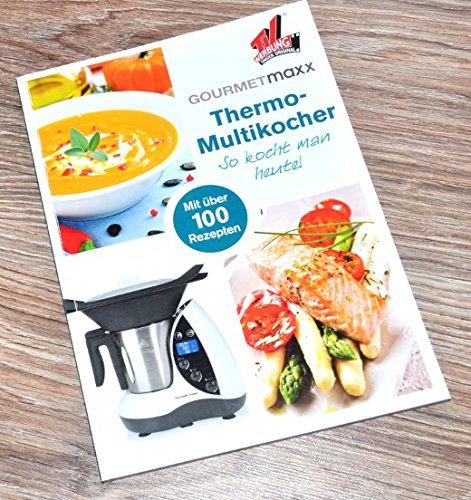 Preisvergleich Produktbild Gourmetmaxx Thermo-Multikocher Buch