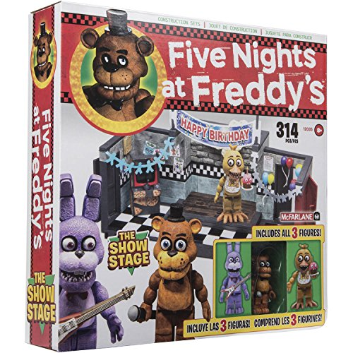 Image of Five Nights at Freddy's The Show Stage