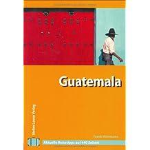 Stefan Loose Travel Handbücher Guatemala