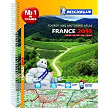 France Road Atlas 2014