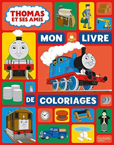 Thomas et ses amis - Mon livre de coloriages