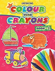 Colour with Crayons Part - 2