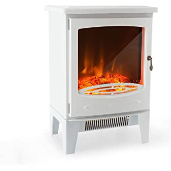 Klarstein Meran Electric Fireplace With Flame Effect 950 Or 1850 W