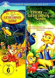 Mrs. Brisby und das Geheimnis von Nimh / Timmy und das Geheimnis von Nimh [2 DVDs]