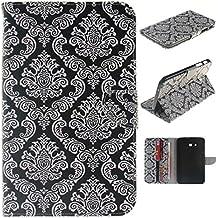 Skytar Funda per Samnsung Galaxy Tab3 Lite de 7 pulgadas,Wallet Case Funda Protección Stand Folio Cover Carcasa para Samsung Galaxy Tab 3 7.0 Lite T110 T111 T113 T116 (7 Pulgadas) Tablet