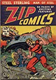 Zip Comics v1 #6 (English Edition)
