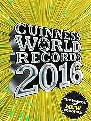 Guinness World Records 2016 [English] [Anglais]
