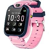 Smartklocka för barn - MP3-musik, 14 spel, smartwatch för barn, samtal, röstchatt, SOS-samtal, ficklampa, digitalkamera, kloc