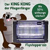 Flystopper Elektrischer insektenvernichter | Insektenlampe | Fliegenfänger HV16-16 Watt - 4000 Volt
