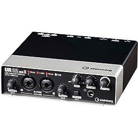 Steinberg UR22MKII 2 Channel USB Interface