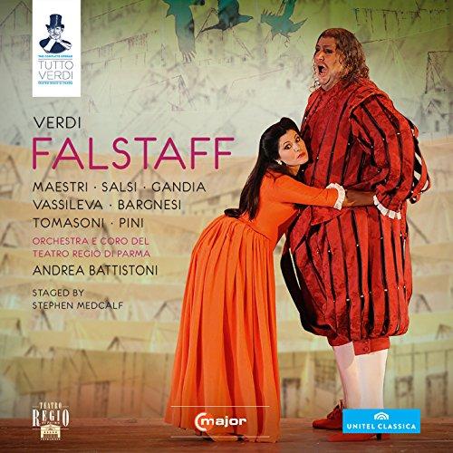 """Falstaff, Act II: C'è!"""" – """"C'è!"""