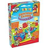 WOW Toys Birthday Countdown Calendar