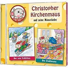 Christopher Kirchenmaus, Folge 5: Der rote Schlitten / Die Stadtmaus