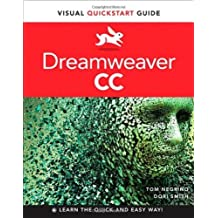 Dreamweaver CC: Visual QuickStart Guide by Tom Negrino (2013-08-31)