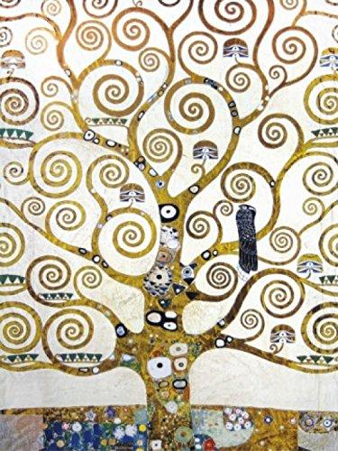1art1 35349 Gustav Klimt - Lebensbaum III Poster Kunstdruck 80 x 60 cm