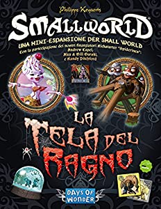 Asterion 8815 - Small World: La Tela de araña, edición Italiana