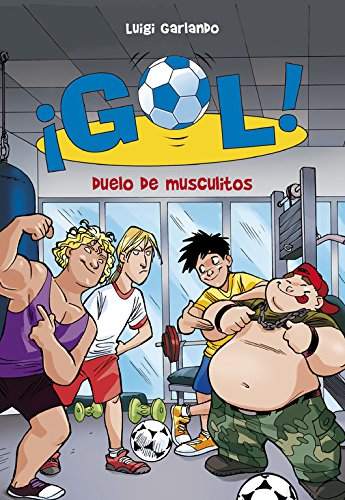 Duelo de musculitos/Muscled Dueling