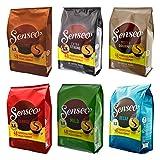 Senseo 48er Big Family Pack, Kaffeepads, 6 Sorten, 288 Pads / Portionen