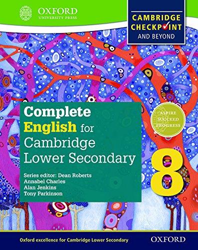 Complete English for Cambridge IGCSE secondary 1. Student's book. Per la Scuola media. Con espansione online: English for Cambridge Checkpoint (Complete English for Cambridge Secondary)