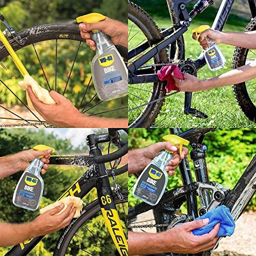 WD-40 - Nettoyant Total Bike 500 ML (boîte de 6 unités)