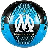 Collection officielle Olympique de Marseille. Ballon OM. Taille 5. Matière PU. Produit sous license officielle, marque protégée.