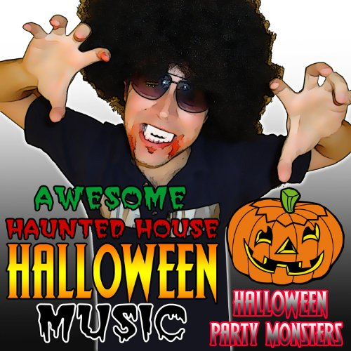 Awesome Haunted House Halloween Music ()