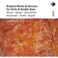 Original Works & Classics For Cello & Double Bass - Apex