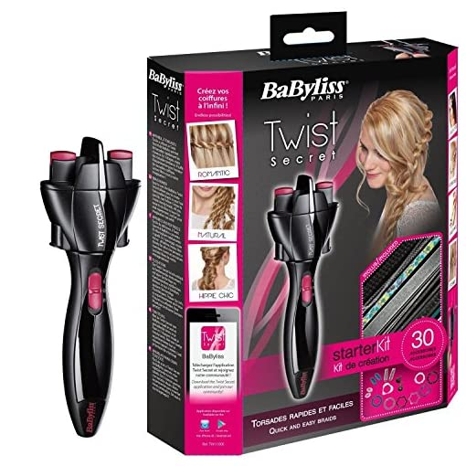 twist secret - 61adaxLv4UL - BaBylissPRO Twist Secret Trenzador Tw1100E