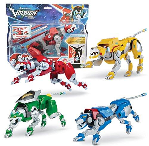 Preisvergleich Produktbild GIOCHI PREZIOSI Voltron Lion Modular TV - Actionfiguren