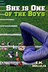 She is one of the boys par E. M. Molleja