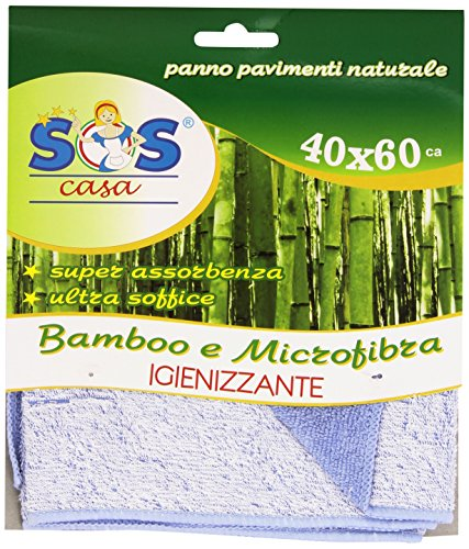 Sos Casa Pavimenti Microf.Bamboo 40X60