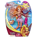Winx Club Sirenix Deluxe Fashion Doll - Stella