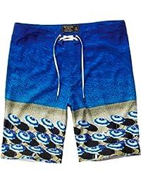 """Abercrombie - Homme - A&F 9"""" Swim Shorts Short de Bain Bermuda - Pantacourt"""
