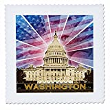 3drose QS _ 19413 _ 2 Washington DC Patriotische