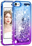 Best Amis iPod Touch 5 Cases - wlooo Coque iPod Touch 6 Glitter Etui, iPod Review