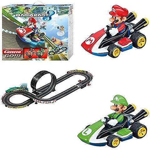 Carrera GO!!! - Circuito Nintendo Mario Kart, 4.9 m (20062362)