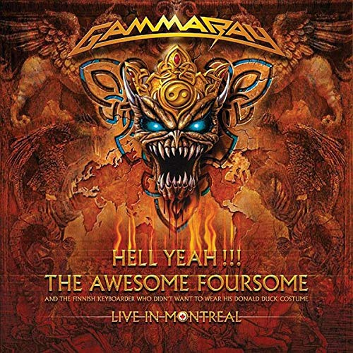 Hell Yeah-the Awesome Foursome (Ray-live Gamma)