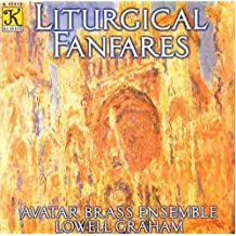 Liturgical Fanfares by Huan Pablo Bodal (2000-11-01)