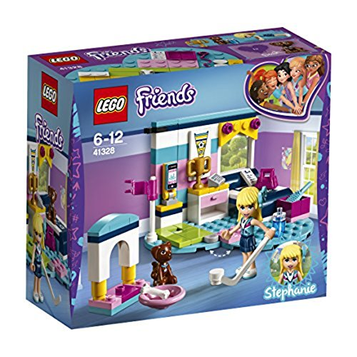 LEGO Friends - Lego Dormitorio de Stephanie (41328)
