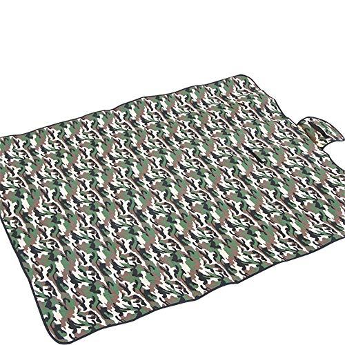 Leichte Titan Pearl (Klein Ball Teppich-Oxford Tuch Feuchtigkeitsbeständig Kriechenden Strand Picknickmatten Camping Mehrzweckmatten150X180CM)