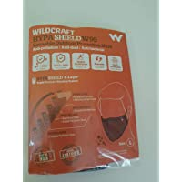 Wildcraft W-95 HypaShield Mask (Pack of 5) | Reusable 6-Layer Anti-Pollution Outdoor Masks