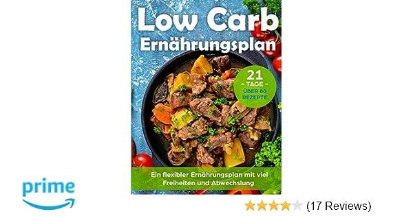 Low Carb Ernährungsplan Schnell Abnehmen In 21 Tagen Mit Einem