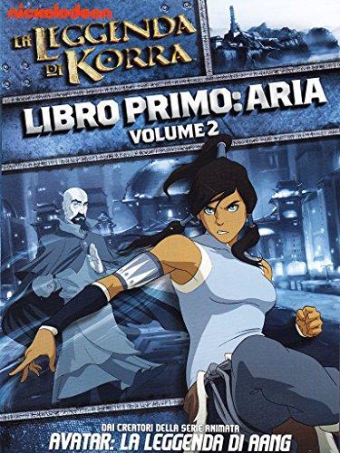 La Leggenda di Korra - Libro 1: Volume 2 (DVD)
