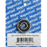 MAGNAFUEL/MAGNAFLOW FUEL SYSTEMS MP-4400-09 Motor Bearing RPM Replacement