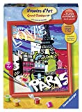Ravensburger - 28435 - Peinture Au Numéro D'art - Grand Format - Love From Paris...