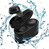 Indigi impermeabile Bluetooth 4.1leggero stereo auricolari W/magnetico di ricarica per dispositivi iOS e - Best Reviews Guide
