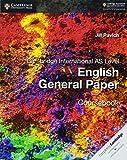 Cambridge international AS level English general paper. Coursebook. Per le Scuole superiori (Cambridge International Examinations)