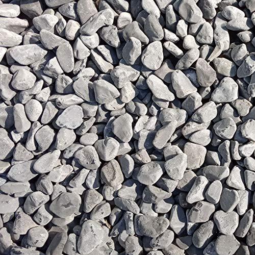 RedSun Nero Ebano Edelkies Kies Zierkies 15-25mm Marmor rund 25kg