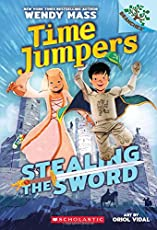 Time Jumpers #1: Stealing the Sword: A Branches Book